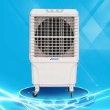 Parte externa interna usada do refrigerador do deserto condicionador de ar evaporativo portátil popular