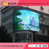 GM 구부려지는 옥외 풀 컬러 P5/P6/P8/P10/P16/P20 풀 컬러 발광 다이오드 표시 /LED Sign/LED 게시판 광고
