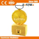 Желтый и Красный Мигающий Светодиодный Баррикада Светофор