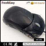 コンピュータのためのサービス品の黒い車によってワイヤーで縛られるマウス