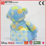 아기 아이를 위한 귀여운 박제 동물 연약한 원숭이 견면 벨벳 장난감