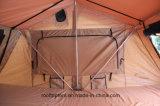 سقف خيمة علبيّة مع ملحق ظلة