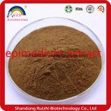 P.E. Weed козочки высокого качества роговое/нет Icariincas выдержки Epimedium: 489-32-7