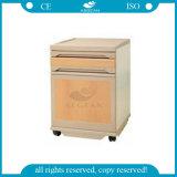 AG-BC008 Muebles del hospital con un cajón Una puerta Mesilla