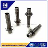 Rivet en acier de qualité d'opération d'extrémité ronde peu coûteuse de cavité