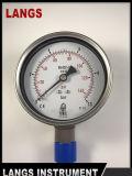 076 conetor inferior inoxidável do aço 100mm de Langs
