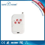 Controlador remoto inalámbrico para el sistema de alarma de seguridad