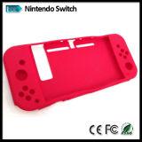 Caso de la cubierta protectora de fundas de silicona de una Pieza antideslizante para Nintendo conmutador de consola