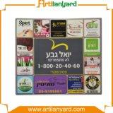 Gummi-Belüftung-Mausunterlage mit gedrucktem Firmenzeichen
