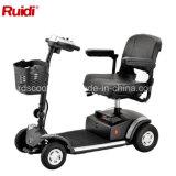Mini amovible Scooter électrique scooter de mobilité de petite taille