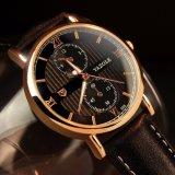 355 het goedkope OEM van het Horloge Mens van de Fabriek van China In het groot Horloge van de Douane van het Embleem