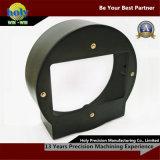 レンズ・フードのABS CNCの機械化の部品CNCのプラスチック機械化サービス