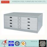 Стальная офисная мебель шкафа для картотеки с шкафом хранения /File комода плана 4 ящиков