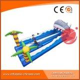 Ammortizzatore ausiliario interattivo del giocattolo del gioco di sport gonfiabile fatto funzionare per i capretti (T7-013)