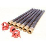 HochdruckDn125*3m/4m Betonpumpe-Gummi-Schlauch der direkten Fabrik-