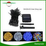 200 LED-Solarzeichenkette-feenhafte Licht-erstklassige Qualitätswasserdichte Solarlichter für Garten-Dekoration