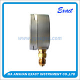 High Quality Pressure Gauge-Liquid Filled Gauge-Bottom Manometer