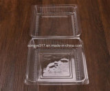Коробка волдыря плодоовощ PVC прозрачная