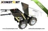 Mini riga della barra di rotella motorizzata scaricatore potente scaricante automatica
