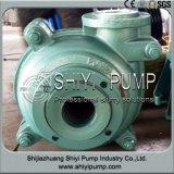 Pompe centrifuge centrifuge horizontale titanique de boue d'anti abrasion