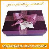 Caja de la tarjeta de la invitación de la boda (BLF-GB436)