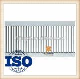 Gril simple de fléchissement d'approvisionnement en aluminium de ventilation avec l'amortisseur d'OBD