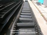 Alta qualità a buon mercato fatta in nastro trasportatore di gomma del muro laterale ondulato della Cina e macchina di trasporto materiale