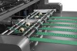 Type vertical complètement automatique papier de feuille et machine feuilletante de film de PVC OPP BOPP