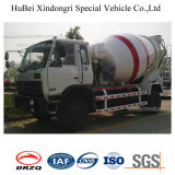 camion di consegna di trasporto della betoniera 4X2 dell'euro 3 di 6cbm Dongfeng