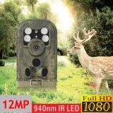 MMS Digital Infrared Night Vision Hunting Trail Camera, câmera de vídeo para caça