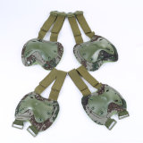 11 cores Sports Airsoft Tactical Military Protective Elbow Knees Pads