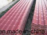 Telha de telhado revestida da resina sintética do ASA