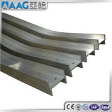 6082 perfis de alumínio modulares da liga