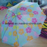Зонтик напольной тени Sun зонтика пляжа складывая