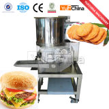 De Vleespastei die van de hamburger Machine maken