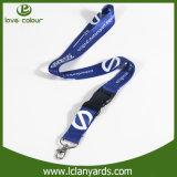 Cuerda de seguridad personalizada personalizado con Yoyo seguridad Breakaway hebillas