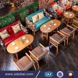 Da mobília nova do café de 2017 cadeira e mesa de centro modernas do café chegadas