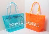Wasserdichter Süßigkeit-Farbe Belüftung-Strand-Handbeutel mit kundenspezifischem Firmenzeichen