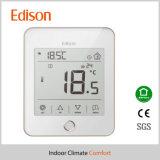 Lcd-Screen-elektrischer Bodenheizung-Raum-Thermostat