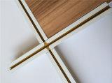 T Bar plafond suspendu Grille / Plafond T Bar / plafond suspendu T Grille pour plaques de plâtre