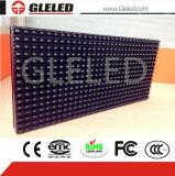 P10 esterni scelgono il modulo della visualizzazione di LED di colore verde