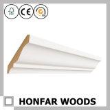 Декоративный материальный деревянный карниз для нутряного украшения
