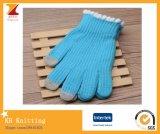Удобные цветастые перчатки экрана касания