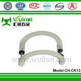 La lega di alluminio la finestra di scivolamento della pressofusione e la maniglia di portello (CH-CK13)