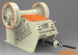 高圧油圧顎粉砕機