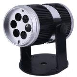 Lamp van de Filmprojector van het Beeld van de Decoratie van Kerstmis van de Partij van de Vakantie van de Controle van de stem de Lichte Mooie