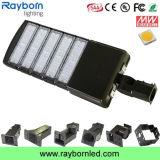 Reemplazo OCULTADO fuera de la luz de calle del LED Shoebox 200W 250W 300W