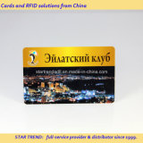Plastic Magnetic Stripe Card met Full Kleuren als Jewellery Card