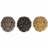 Raras sinterizado massa forte cor de neodímio bolas Magnético