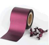Película hermosa y colorida de la bolsa del embalaje del caramelo del papel de aluminio